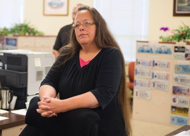 Kim Davis (county clerk) Kim Davis and the Liberty Counsel Antigay group is bad news