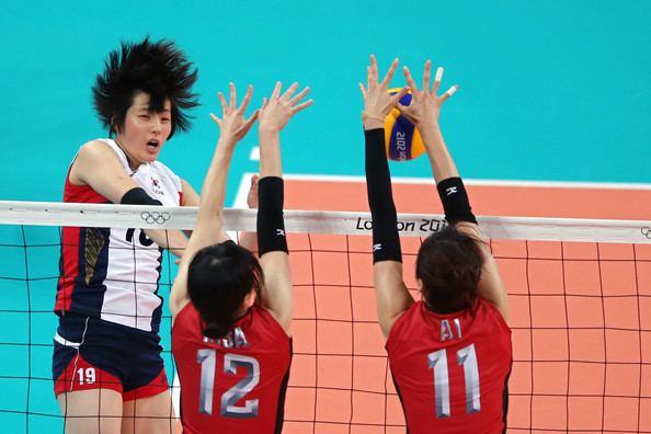 Kim Hee-jin HeeJin Kim Pictures Olympics Day 15 Volleyball Zimbio