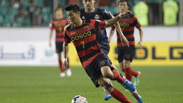 Kim Jae-sung Korean star Kim Jaesung on why he signed for Adelaide United