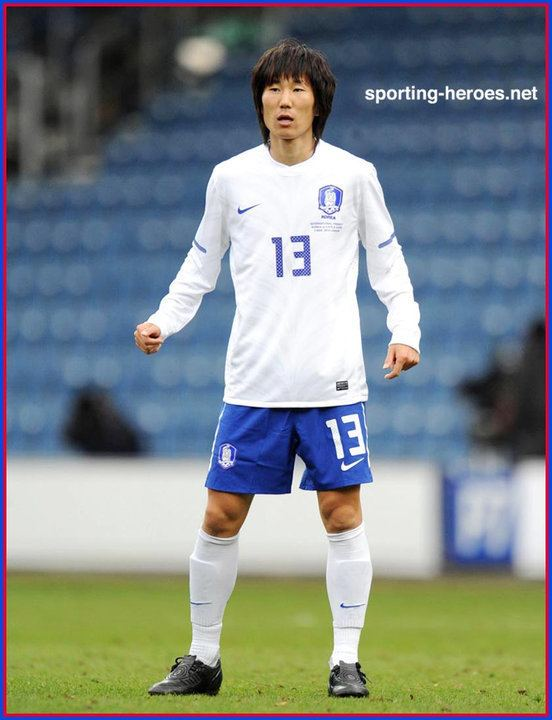 Kim Jae-sung Kim JaeSung FIFA World Cup 2010 South Korea