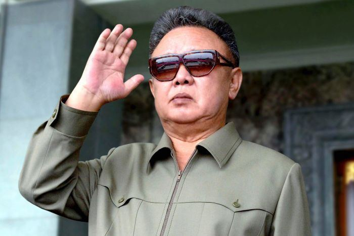 Kim Jong-il Golf world mourns Kim Jongil ABC News Australian