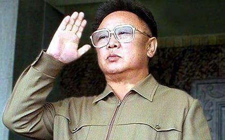 Kim Jong-il North Korea39s Kim Jongil dies aged 69 Telegraph