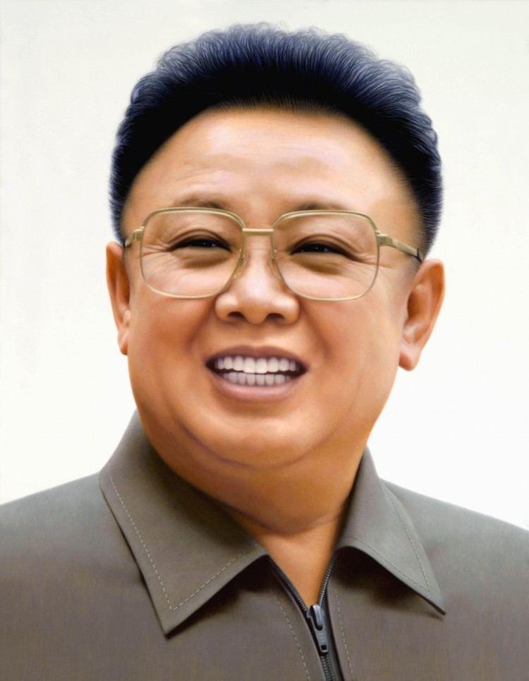 Kim Jong-il Kim Jongil Wikipedia the free encyclopedia