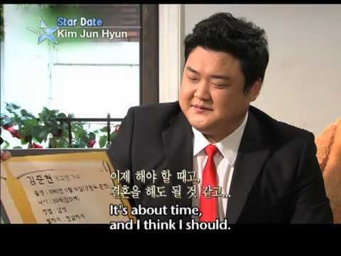 Kim Jun-hyun (comedian) Star Date Comedian Kim Junhyun a real charmer D