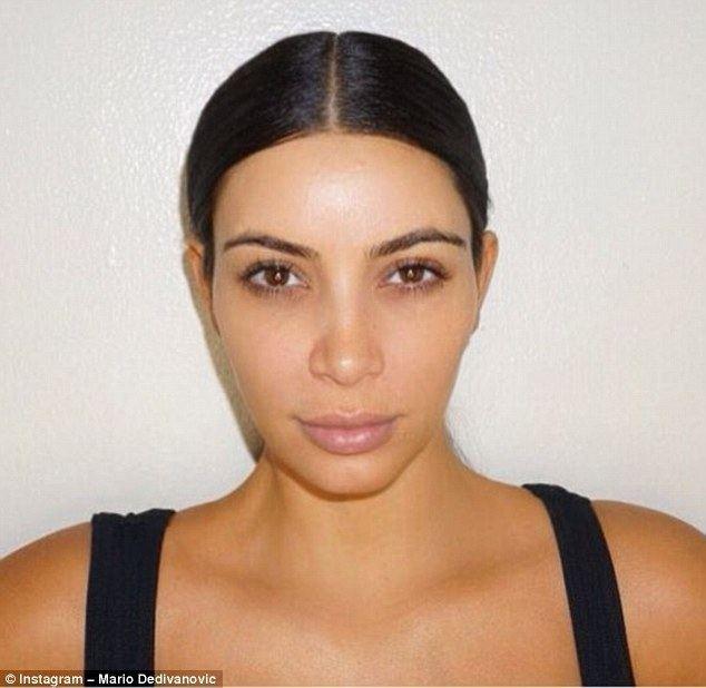 Kim Kardashian Kim Kardashian reveals her top beauty secrets Daily Mail