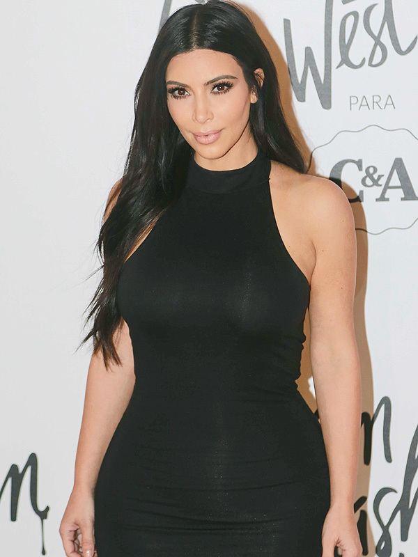 Kim Kardashian Kim Kardashian to Speak about Objectification of Women at