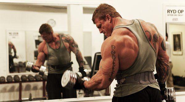 Kim Kold Teddy Bear39 With the Danish Bodybuilder Kim Kold The