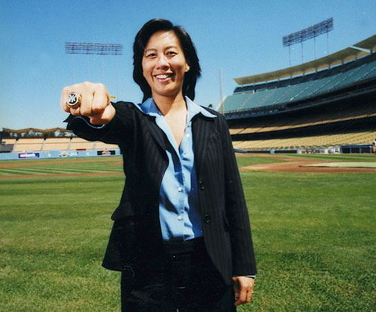 Kim Ng First Female GM Kim Ng a Possibility for the Padres