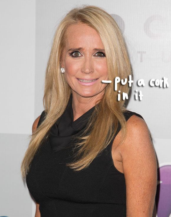 Kim Richards Kim Richards Lashes Out At Her Real Housewives Of Beverly