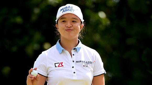 Kim Sei-young Sei Young Kim collects third LPGA Tour win in rookie season