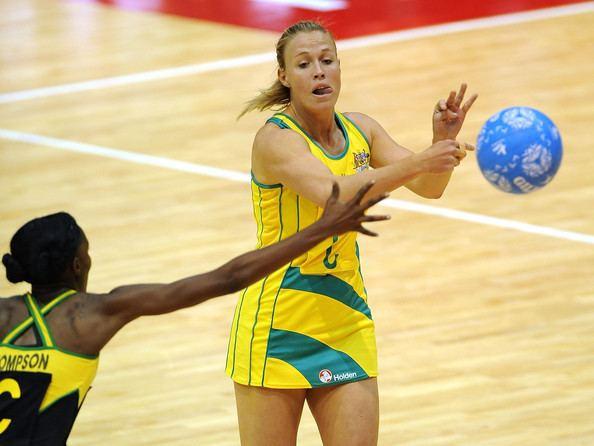 Kimberlee Green Kimberlee Green Photos Photos Australia v Jamaica Game Three Zimbio