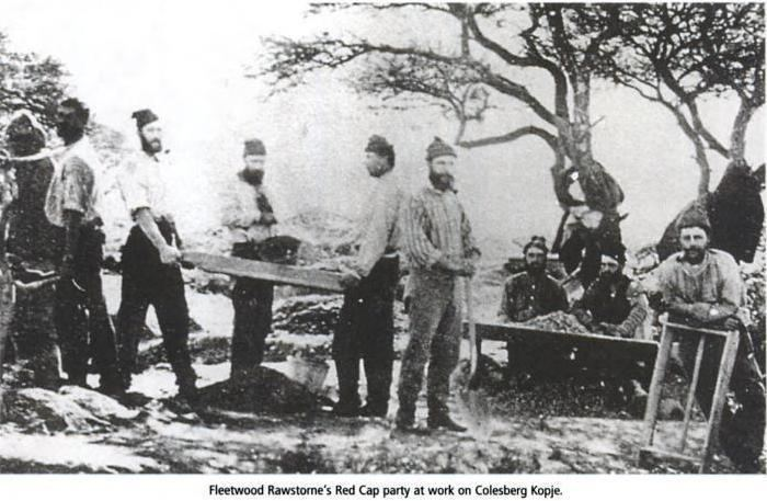 Kimberley, Northern Cape in the past, History of Kimberley, Northern Cape