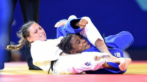 Kimberley Renicks Louise and Kimberley Renicks set for European Judo