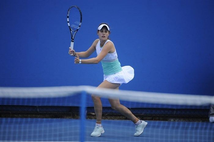 Kimberly Birrell ITF Tennis JUNIORS Player Profile BIRRELL Kimberly