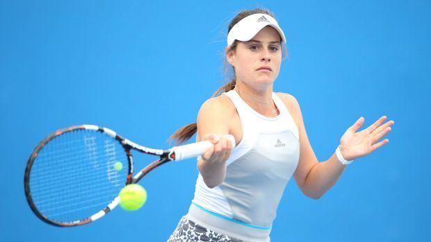 Kimberly Birrell Australian Open Kimberly Birrell leads girls39 charge