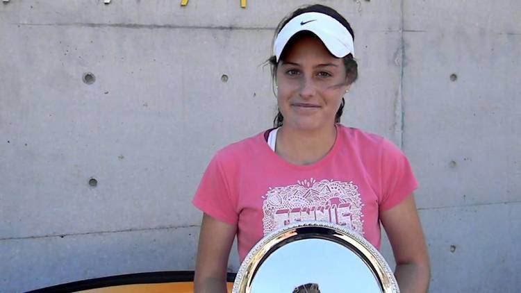 Kimberly Birrell Sydney ITF Junior Internatioanal 2012 Kimberly Birrell
