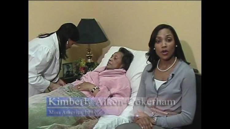 Kimberly Clarice Aiken South Carolina Faces In Home Care YouTube