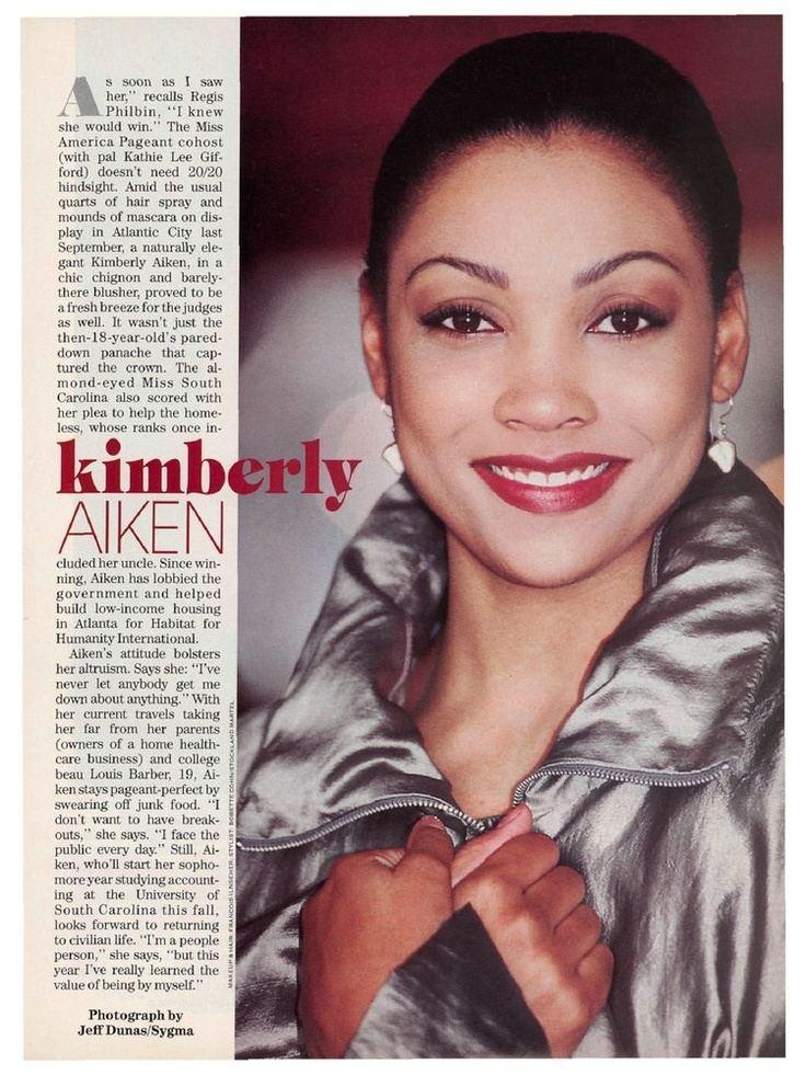 Kimberly Clarice Aiken Kimberly Clarice Aiken