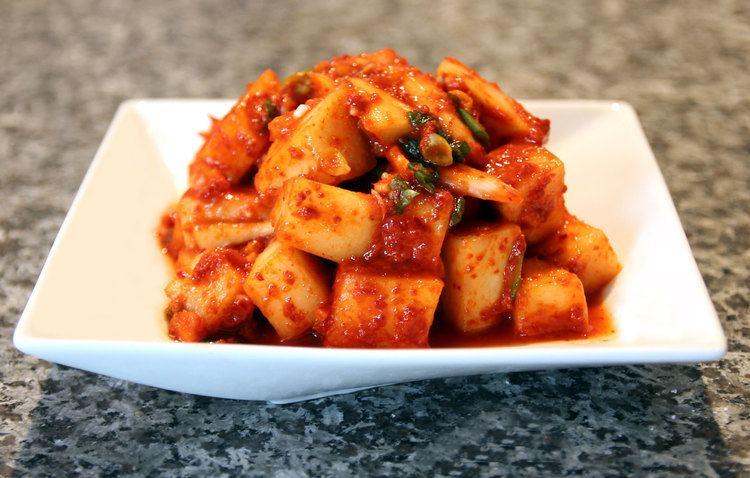 Kimchi Korean kimchi recipes from Cooking Korean food with Maangchi
