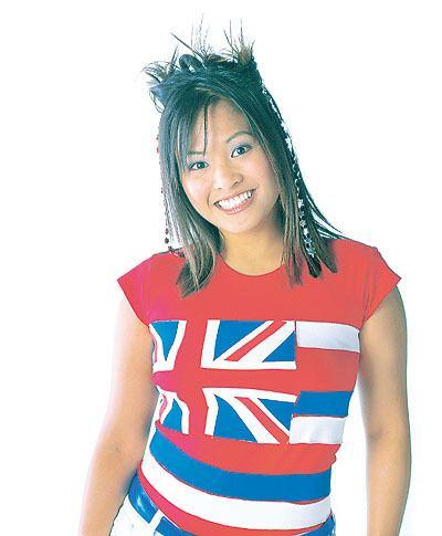 Kimee Balmilero New Kids39 show stars Hawai39i stage talent The Honolulu