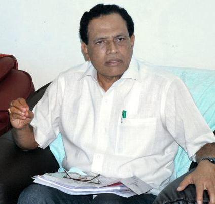 Kimmane Rathnakar Complaint filed against Kimmane Rathnakar after he scolds