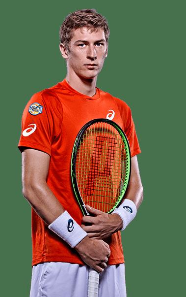 Kimmer Coppejans Kimmer Coppejans Overview ATP World Tour Tennis