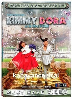 Kimmy Dora and the Temple of Kiyeme Kimmy Dora And The Temple Of Kiyeme Tagalog Movies by