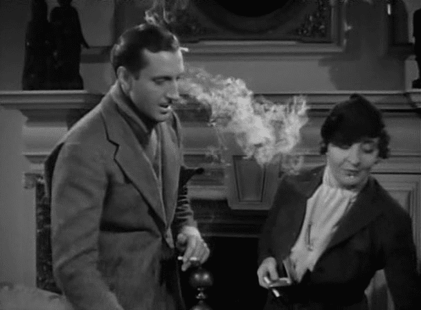 Kind Lady (1935 film) movie scenes A while back I did a review of Kind Lady for basilrathbone net Thought I d add it here with thanks to MJ