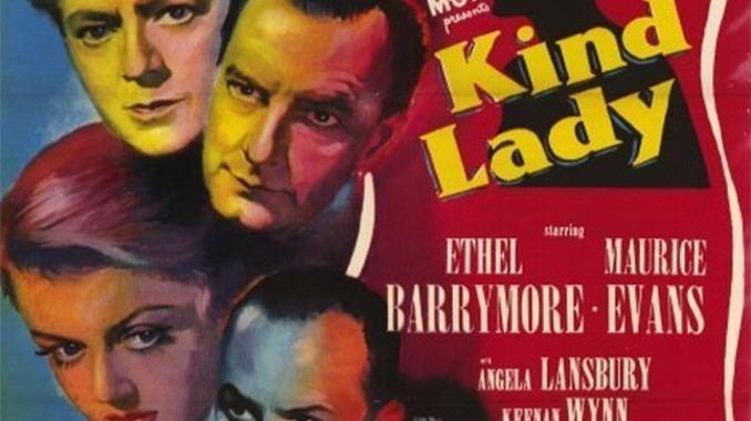 Kind Lady (1935 film) movie scenes Kind Lady 1935