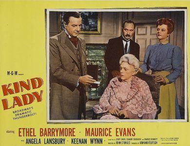 Kind Lady (1951 film) Kind Lady 1951 Every Oscar Ever