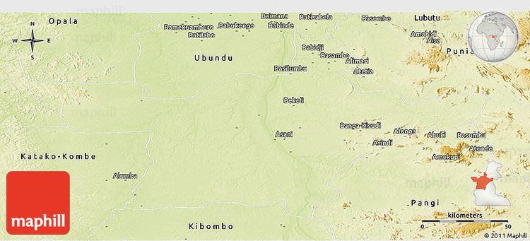 Kindu Beautiful Landscapes of Kindu
