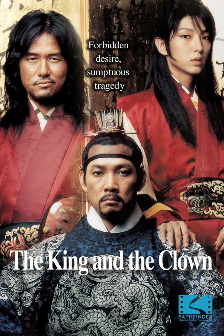 King and the Clown wwwgstaticcomtvthumbdvdboxart173099p173099