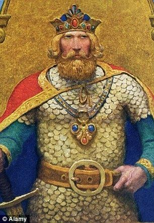 King Arthur King Arthur was just a Scottish general who lived most of his life