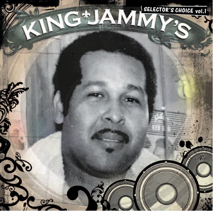 King Jammy King Jammy Selector39s Choice Vol 1 2CDs VP Records