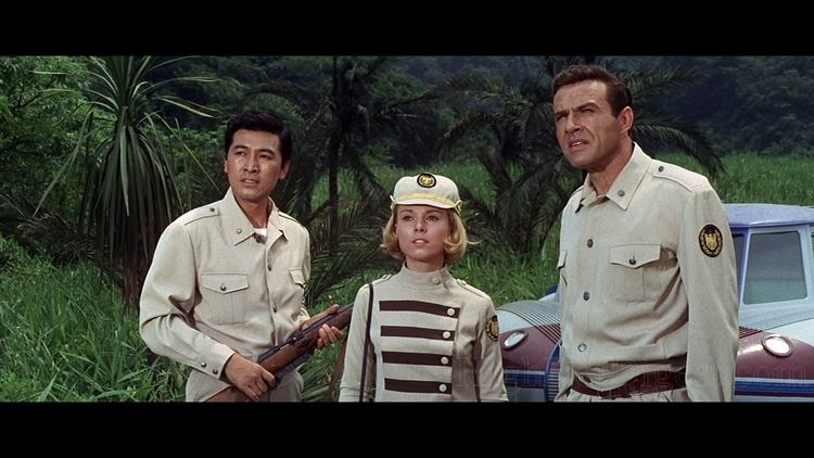 King Kong Escapes The Terrible Claw Reviews King Kong Escapes 1967