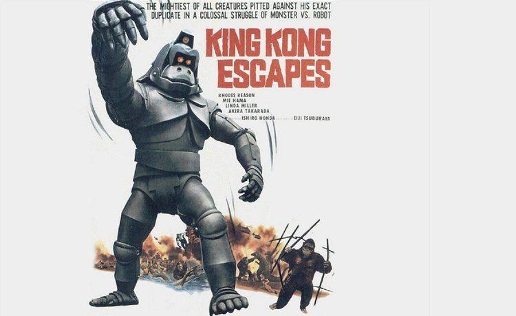 King Kong Escapes King Kong Escapes 1967 Torrents Torrent Butler