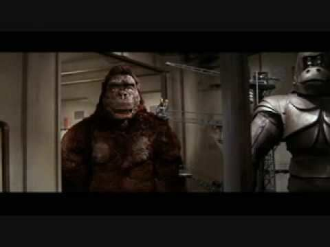 King Kong Escapes King Kong Escapes 1967 Review YouTube