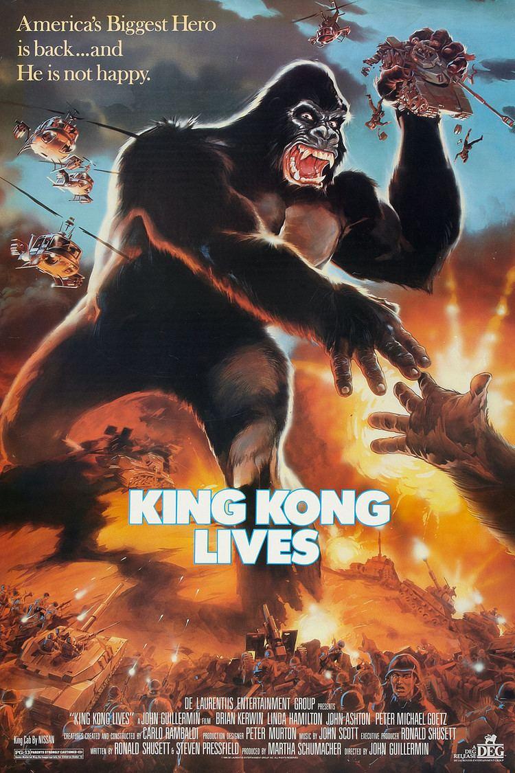King Kong Lives wwwgstaticcomtvthumbmovieposters9695p9695p