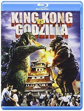 King Kong vs. Godzilla Amazoncom King Kong vs Godzilla Bluray Ishiro Honda Movies TV