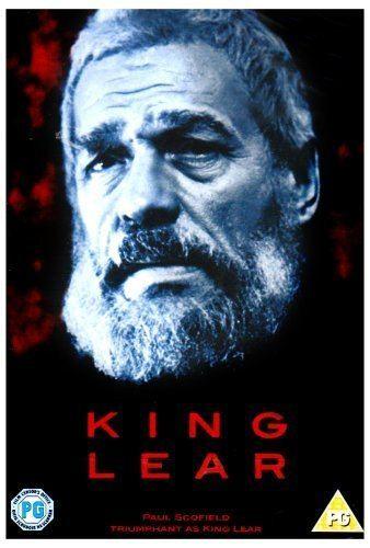 King Lear (1971 UK film) King Lear DVD 1971 Amazoncouk Paul Scofield Irene Worth