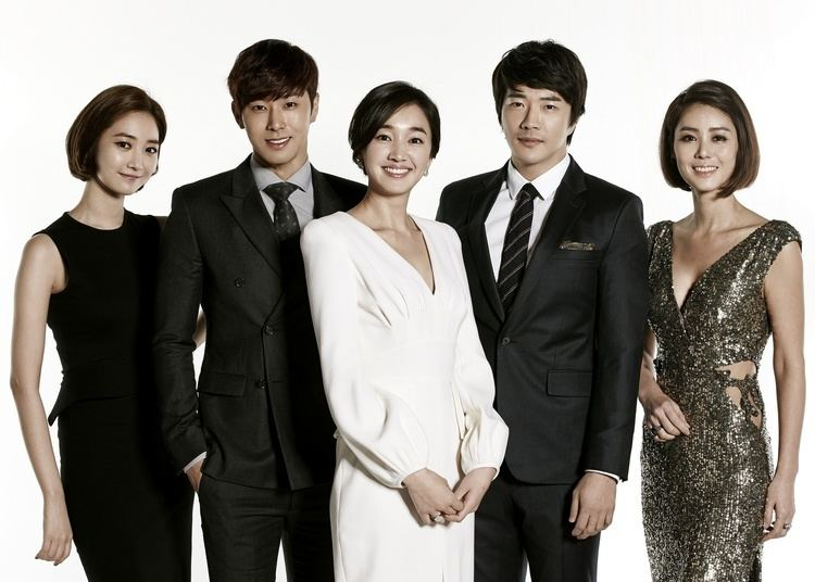 King of Ambition Queen of Ambition 2013 Korean Drama Review