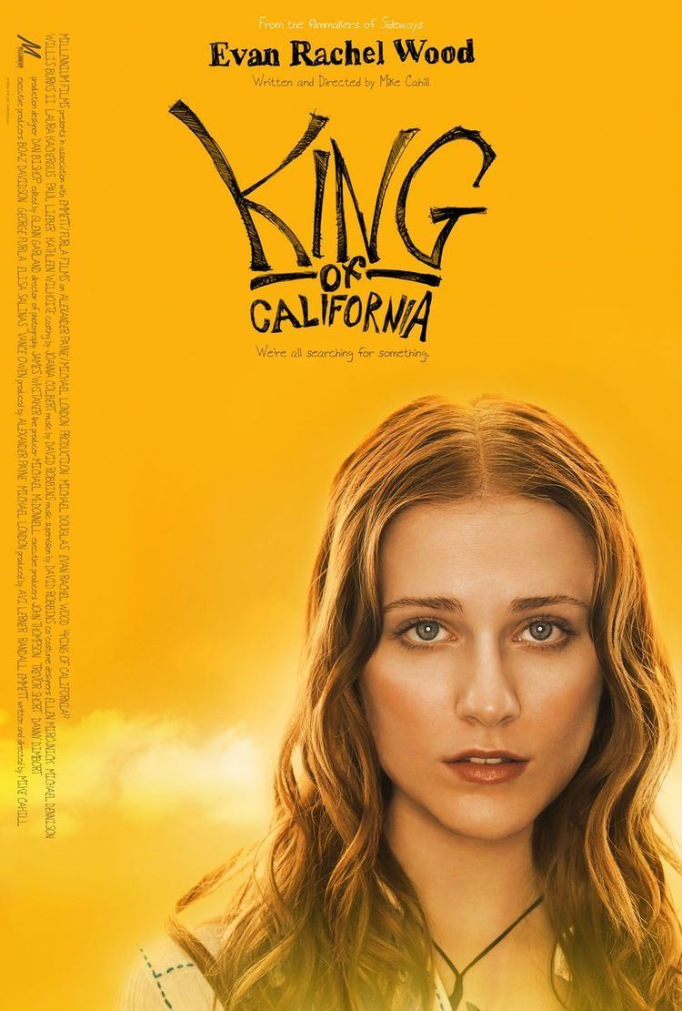 King of California King of California 1 of 3 Extra Large Movie Poster Image IMP