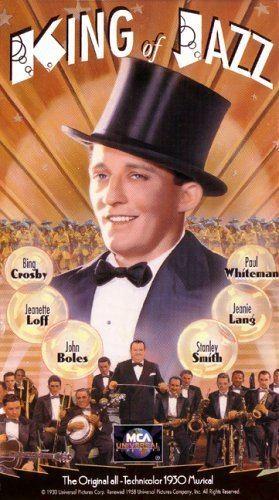 King of Jazz Amazoncom King of Jazz VHS Paul Whiteman John Boles Laura La