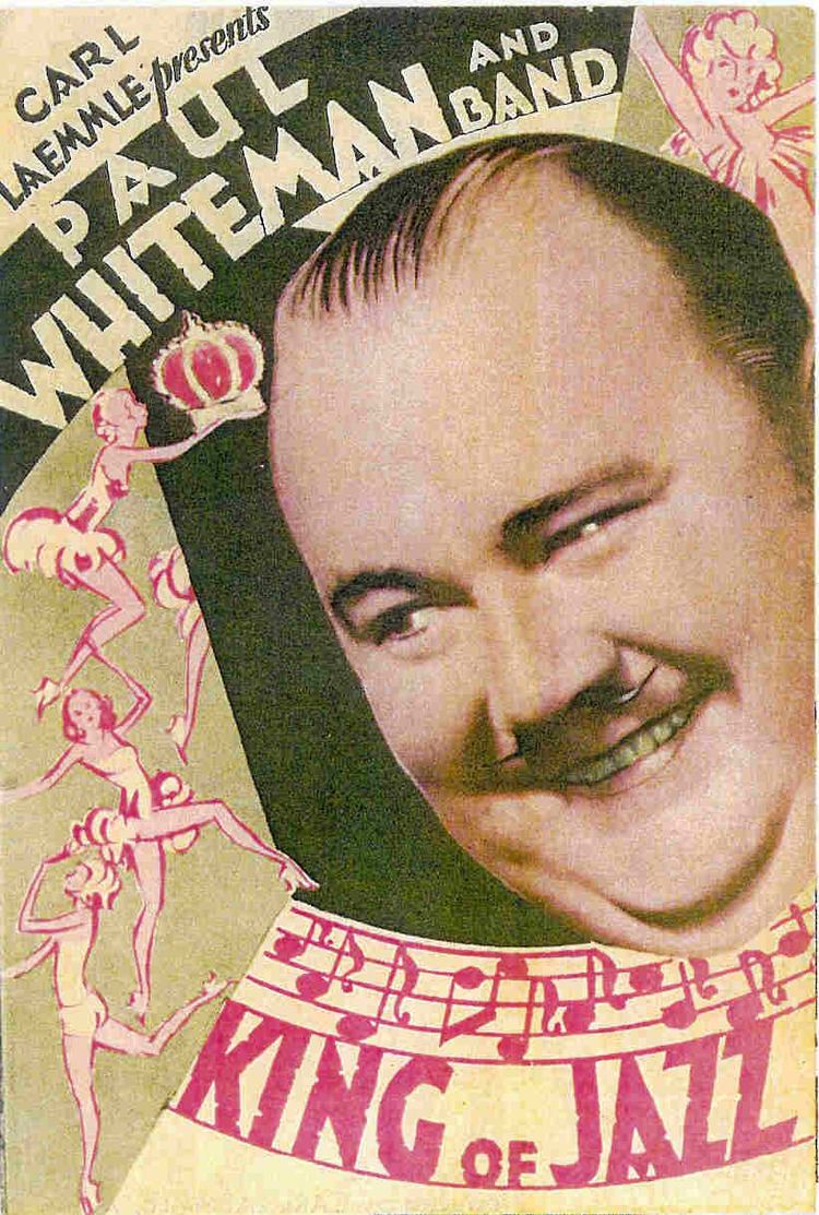 King of Jazz Update KING OF JAZZ 1930 Restoration Debuts to Cheers and Tears