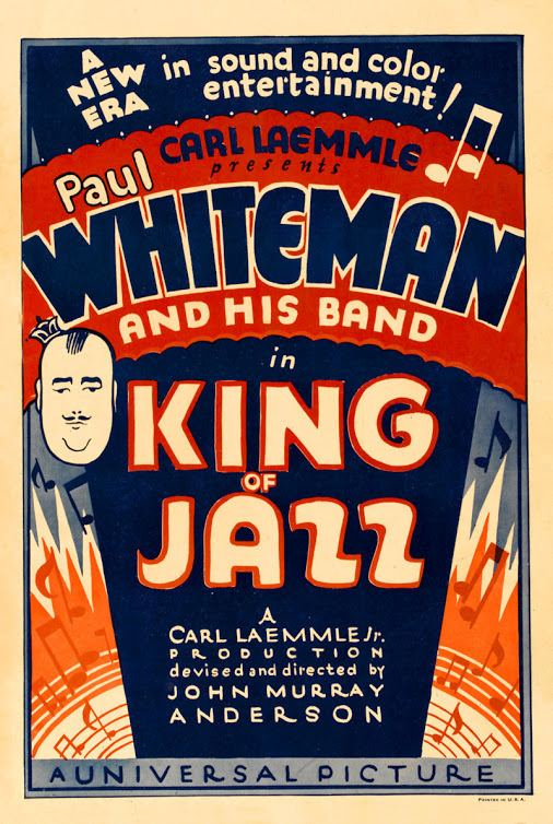King of Jazz Take The A Train King of Jazz Paul Whitemans Picture at Last