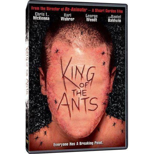 King of the Ants Amazoncom King of the Ants Chris McKenna Kari Wuhrer George