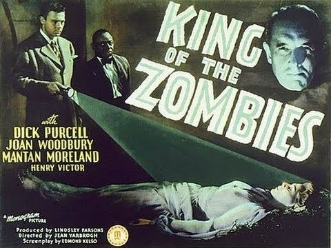 King of the Zombies King of the Zombies 1941 HORRORPEDIA
