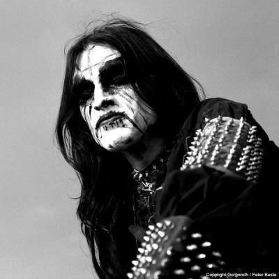 King ov Hell Kjetil Vidar Haraldstad aka Frost Satyricon Musician