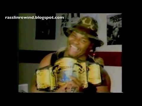 King Parsons Iceman King Parsons First Black Heavyweight Champion of the World