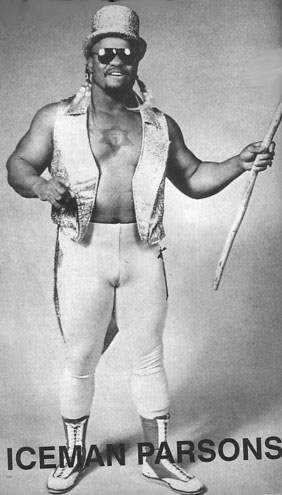King Parsons Iceman Parsons Online World of Wrestling